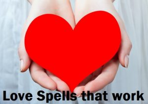 Love Spell That Work Sameday