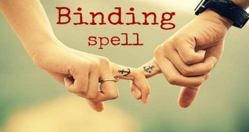 Love Binding Spell That Works