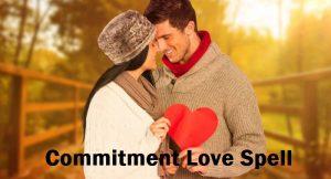 Commitment Love Spell