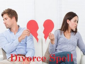 Divorce Spell